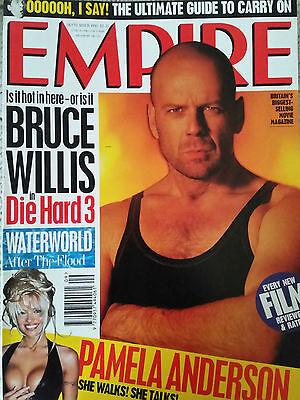 EMPIRE.#75.BRUCE WILLIS.HOPPER.PAMELA ANDERSON.CANDY.JACKSON.TRIPPLEHORN.95. (Empire Hopper)