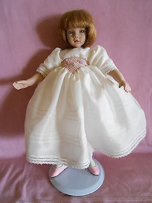 "PAULINE'S LIMITED EDITION PORCELAIN DOLL ""JOY"""