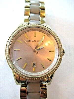 MENS MICHAEL KORS WATCH MK-6461 (RUNNING GREAT)