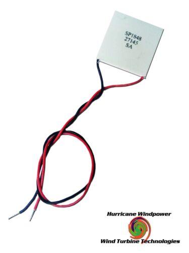 Semiconductor Thermoelectric Heatsink Cooler Peltier Plate Module High Temp 150℃