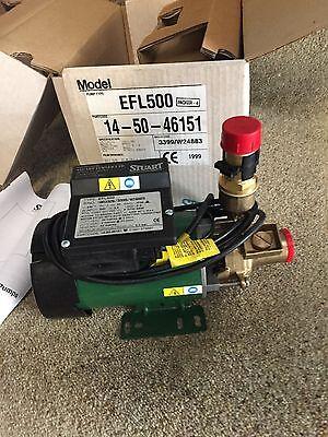 Stuart External Booster Pump