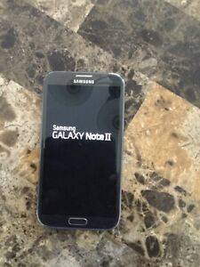 Samsung Galaxy Note 2 Factory unlock 140$ comme neuf
