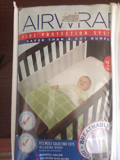 Cot breathable wrap