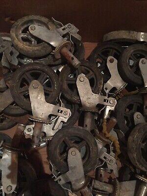 4pc 8 X 2 Wheels Locking Swivel Scaffold Casters Wheel