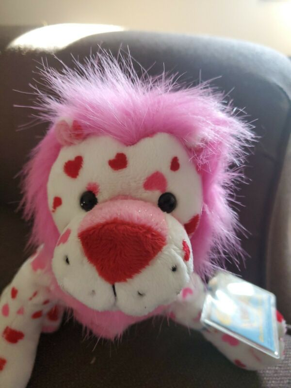 WEBKINZ Love Lion  HM394 BRAND NEW SEALED WITH UNUSED CODE