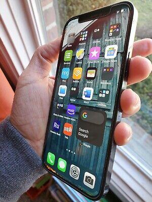 Apple iPhone 12 Pro - 256GB - Pacific Blue (Unlocked) Mint