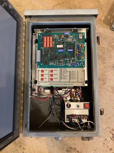 ACA Tornado control cabinet