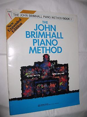 The John Brimhall Piano Method T101d: The Complete Method of Popular__1987