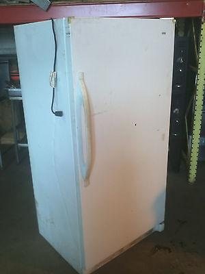 Вертикальные морозильные сундуки Kenmore Freezer Model