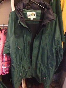 Green Men's XLT WindRiver spring/fall coat London Ontario image 2
