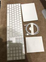 Apple Magic Keyboard 2 numeric pad TrackPad 2 brand new in box