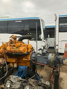 CAT 3208 DIESEL ENGINE AND GEARBOX North St Marys Penrith Area Preview