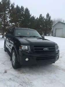 2010 Ford Expedition limited max, New Engine