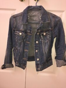 Talula denim jacket ! Xxs