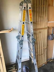 Extendable Ladder - Double sided Mount Annan Camden Area Preview