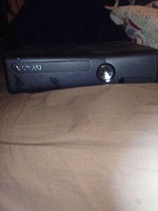 Xbox 360+games/headphones