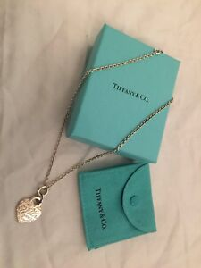 Tiffany Necklace - authentic!