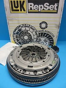 Clutch & Flywheel DMF Kit LUK for 5 Speed 1.8L Replace Audi VW OEM# 038105264J