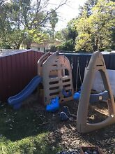 Step 2 swing set with cubby house and slide Riverstone Blacktown Area Preview