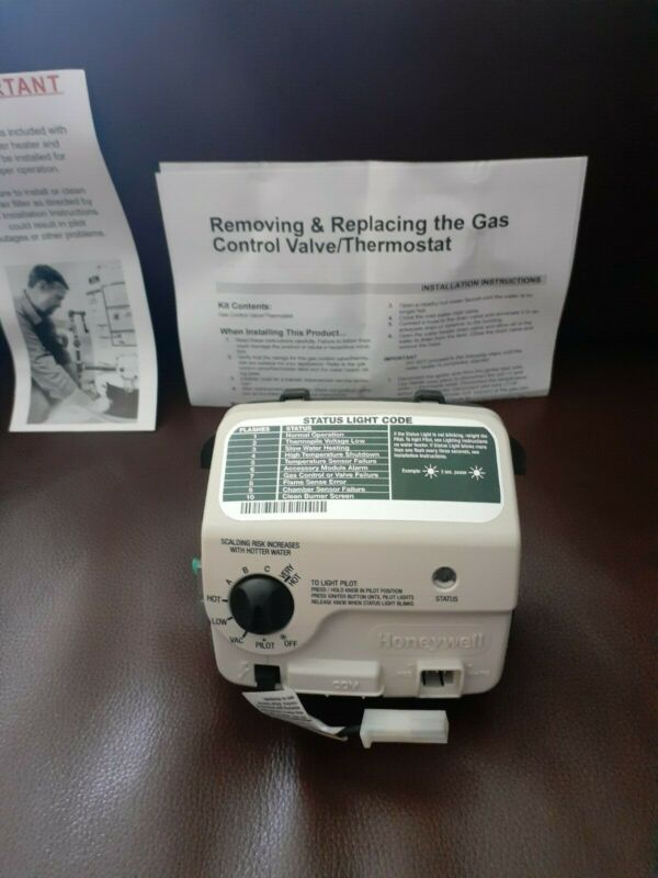 Honeywell Electronic Gas Valve. Part # 100093971, Brand New In The Box !