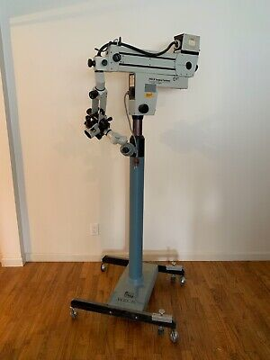 Weck Om-1505 Operating Surgical Microscope Used