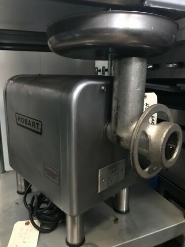 Hobart 4812 Meat Grinder/Chopper w/ grinder head