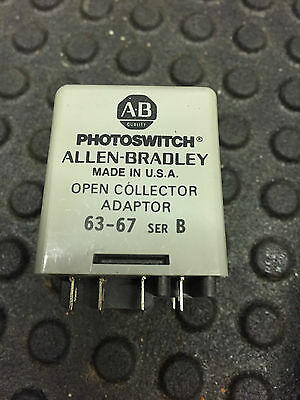 Ab Allen-bradley 63-67 Ser B Photo Switch
