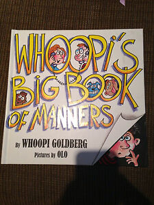 Whoopi's Big Book of Manners (English book)