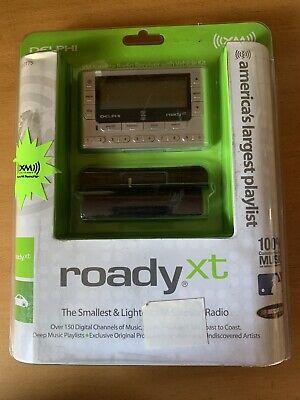 Delphi Roady XT Satellite Radio Receiver