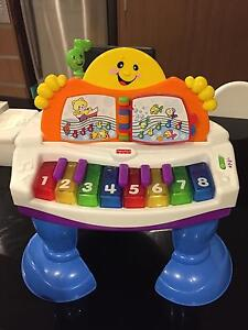 Fisher price piano Franklin Gungahlin Area Preview
