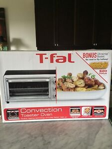 Unopened  T-fal Convection Toaster Oven