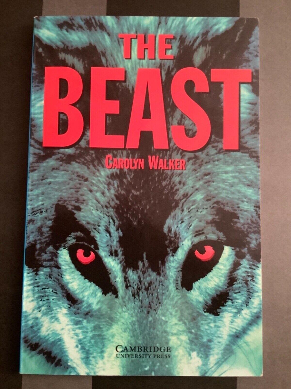 The Beast ,Carolyn Walker für Englisch als Fremdsprache sehr gute Zustand