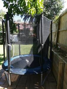 Trampoline less than 3 years old