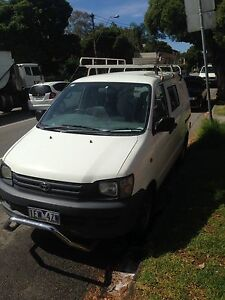 98 Toyota townace Elwood Port Phillip Preview