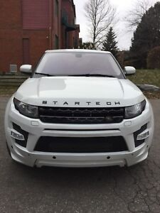 Land Rover Range Rover Evoque 2013 AWD Fully Loaded Startech