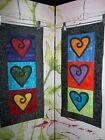 Hearts & Love Wall Sculptures