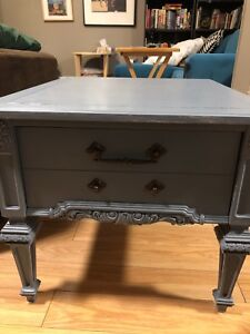 Great little antique table!