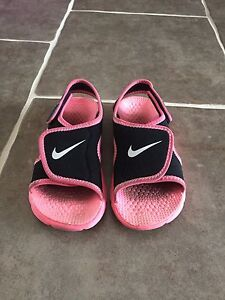 Girls 12c Nike sandals/water shoes