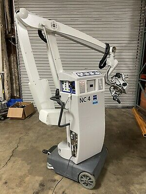 Carl Zeiss Nc 4 Multivision Bd Stativ Opmi Neuro Microscope Type P30a05988