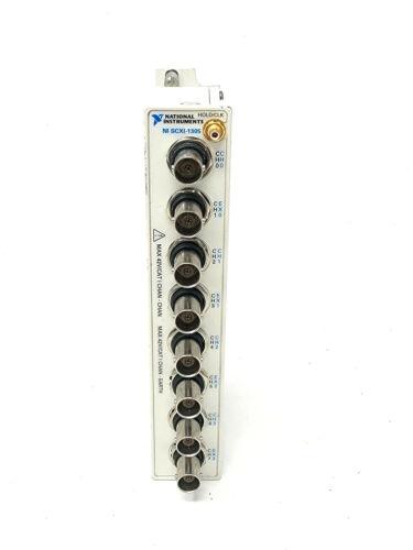 NI National Instruments NI SCXI-1305 Terminal Block for 1120,1121,1125,1126,1140