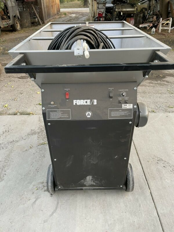 Intec Force 3 blowing machine
