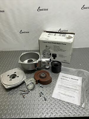 Semi-trash Water Pump Only For Threaded Shafts 2in. Ports 7860 Gph 109274 P-3