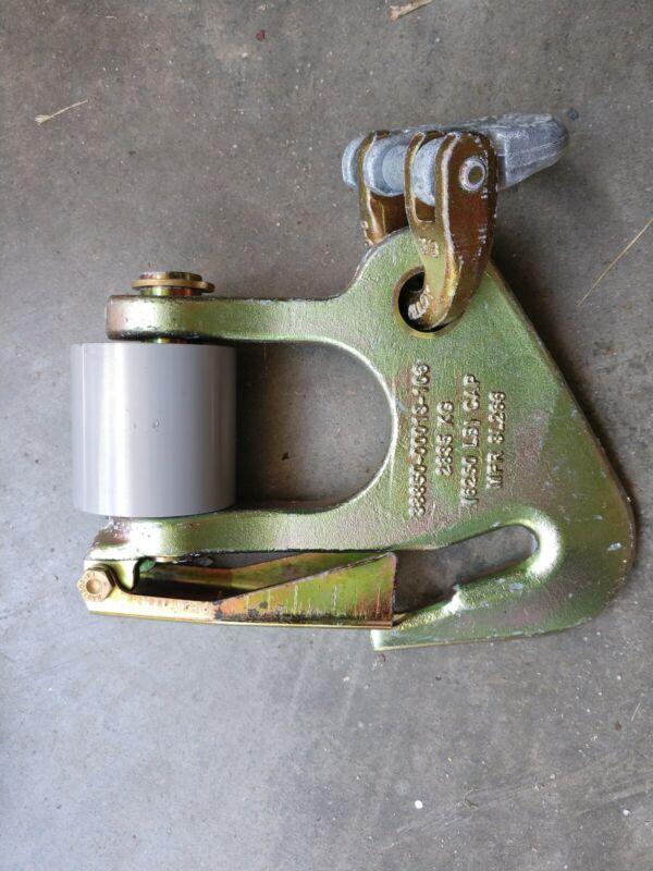 Military Surplus Grab Hook Roller Assembly Weisslock 6250lbs Hammerlock USA USGI
