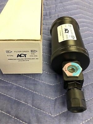 New Act Filter Drier Wsight Glass Drier Work With 134a Refrigerant Dsi-300