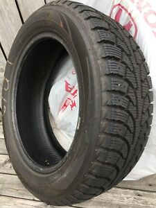 Barley used winter tires! 205/55R16