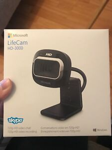 Webcam microsoft HD-3000