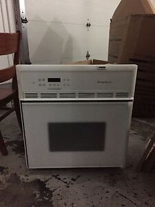 Frigidaire gallery self cleaning convection oven