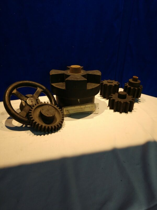 Vintage 6 Piece Foundry Molds