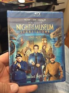 Night at the Museum secret of the tomb - Bluray (NEW)