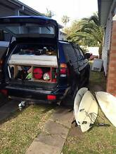 2003 Mitsubishi Challenger 4WD - 4MONTHS REGO, Backpacker equiped Bondi Beach Eastern Suburbs Preview